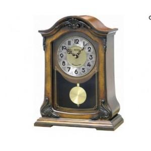 Stolní hodiny dřevěné
