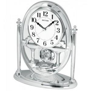 Stolní hodiny plastové